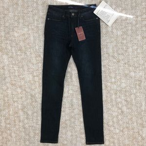 NWT just jeans dark wash skinny jeans size 7